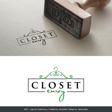 Closet Envy A Logo, Monogram, or Icon  Draft # 154 by radunicolae