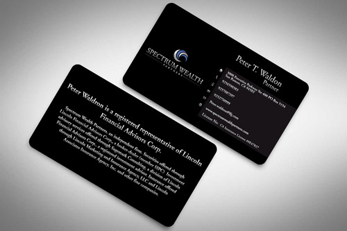 New Business Card Business Cards and Stationery  Draft # 395 by rasix