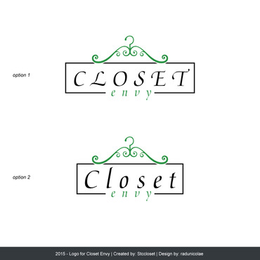Closet Envy A Logo, Monogram, or Icon  Draft # 157 by radunicolae