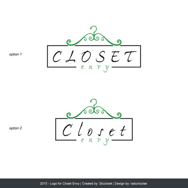 Closet Envy A Logo, Monogram, or Icon  Draft # 158 by radunicolae