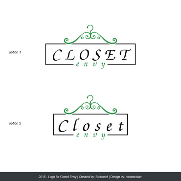 Closet Envy A Logo, Monogram, or Icon  Draft # 159 by radunicolae