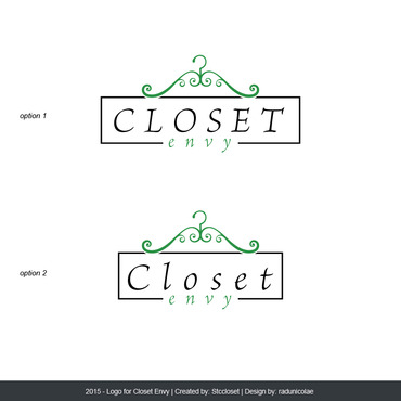 Closet Envy A Logo, Monogram, or Icon  Draft # 161 by radunicolae