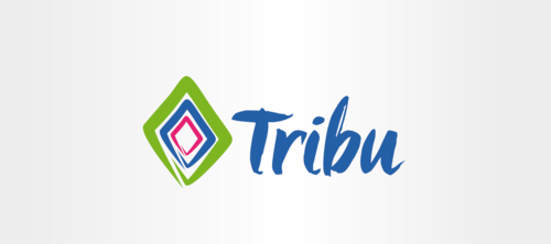 Tribu Logo Winning Design by nelly83