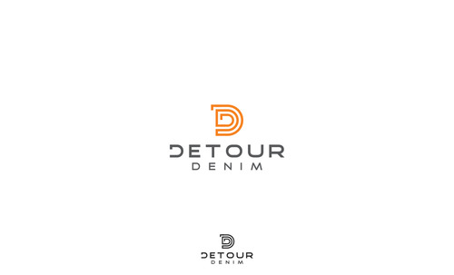 Detour Denim A Logo, Monogram, or Icon  Draft # 32 by letmein