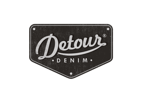 Detour Denim A Logo, Monogram, or Icon  Draft # 35 by bsurf