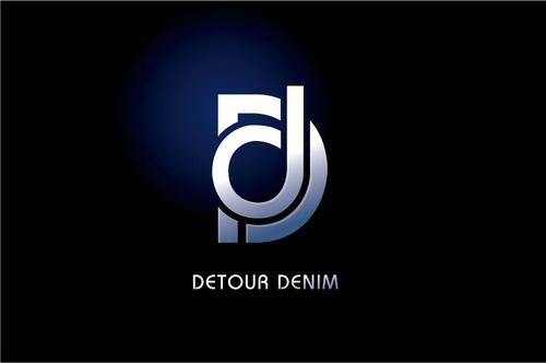 Detour Denim A Logo, Monogram, or Icon  Draft # 55 by NileshSaha