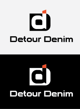 Detour Denim A Logo, Monogram, or Icon  Draft # 69 by studio88