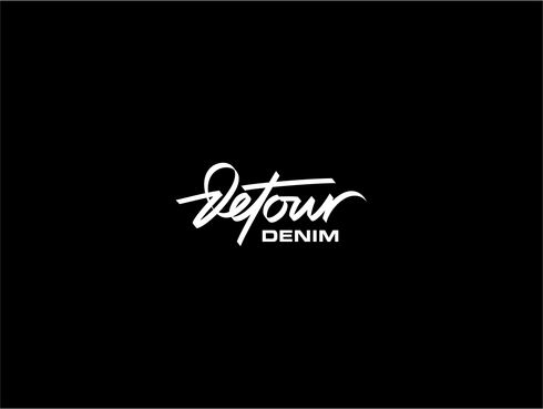 Detour Denim A Logo, Monogram, or Icon  Draft # 73 by kanyakitri