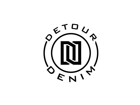 Detour Denim A Logo, Monogram, or Icon  Draft # 74 by falconisty