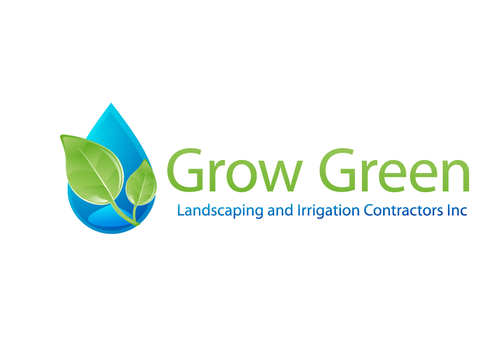 Grow Green Landscaping and Irrigation Contractors Inc A Logo, Monogram, or Icon  Draft # 33 by omkara