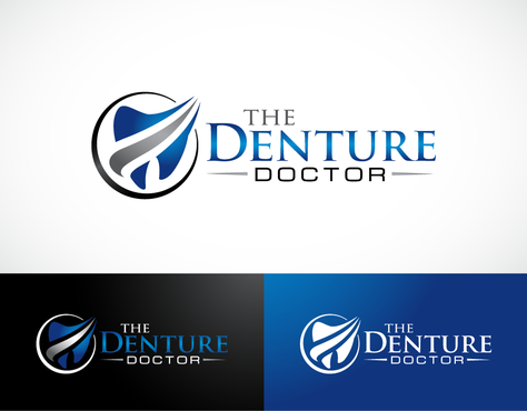 The Denture Doctor A Logo, Monogram, or Icon  Draft # 173 by Stardesigns