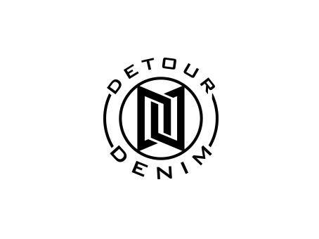 Detour Denim A Logo, Monogram, or Icon  Draft # 89 by falconisty