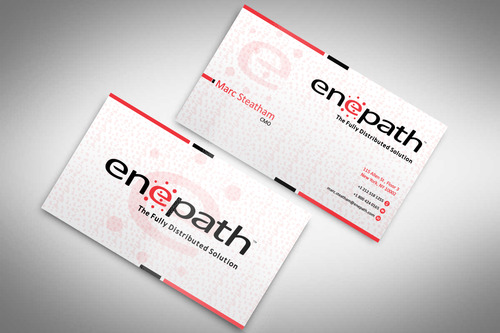 fully distributed  Business Cards and Stationery  Draft # 187 by rasix