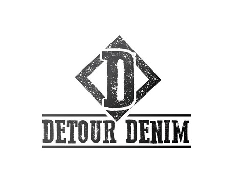 Detour Denim A Logo, Monogram, or Icon  Draft # 105 by NileshSaha