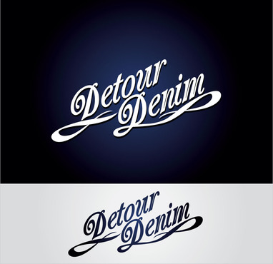 Detour Denim A Logo, Monogram, or Icon  Draft # 106 by NileshSaha