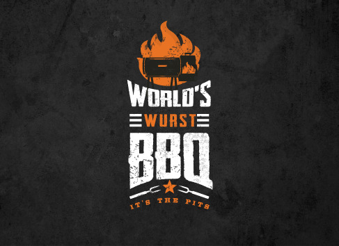 Logo For Texas Bbq Joint By Worldswurstbbq