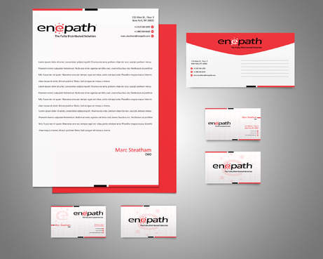 fully distributed  Business Cards and Stationery  Draft # 228 by rasix