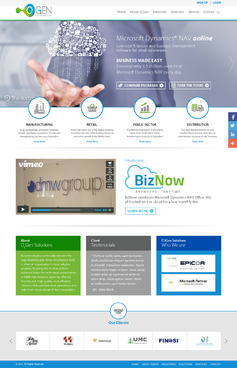 BizNow Complete Web Design Solution Winning Design by pivotal