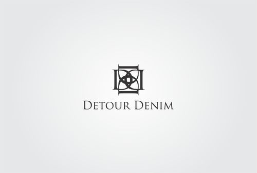 Detour Denim A Logo, Monogram, or Icon  Draft # 134 by KejamDia