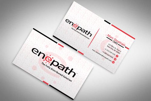 fully distributed  Business Cards and Stationery  Draft # 238 by rasix