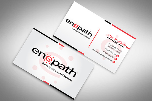 fully distributed  Business Cards and Stationery  Draft # 239 by rasix