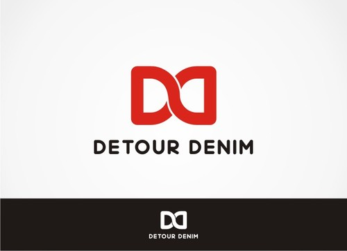 Detour Denim A Logo, Monogram, or Icon  Draft # 139 by euqie