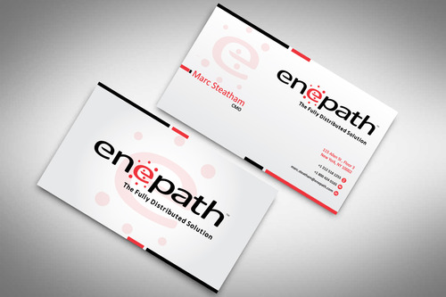 fully distributed  Business Cards and Stationery  Draft # 242 by rasix