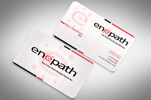 fully distributed  Business Cards and Stationery  Draft # 243 by rasix