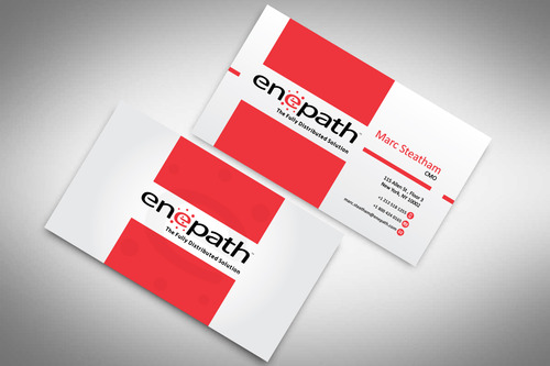 fully distributed  Business Cards and Stationery  Draft # 244 by rasix