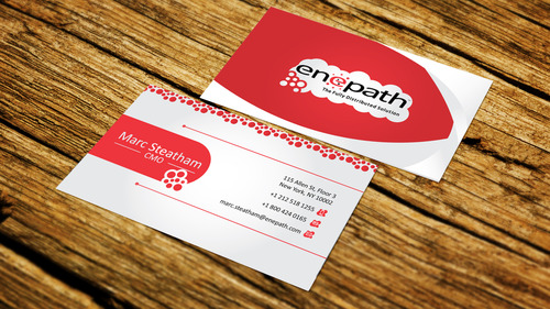 fully distributed  Business Cards and Stationery  Draft # 246 by rasix