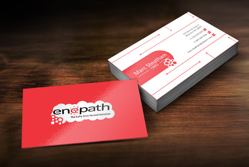 fully distributed  Business Cards and Stationery  Draft # 250 by rasix