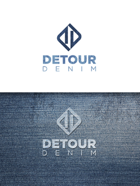 Detour Denim A Logo, Monogram, or Icon  Draft # 161 by creativebit