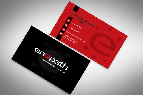 fully distributed  Business Cards and Stationery  Draft # 254 by rasix