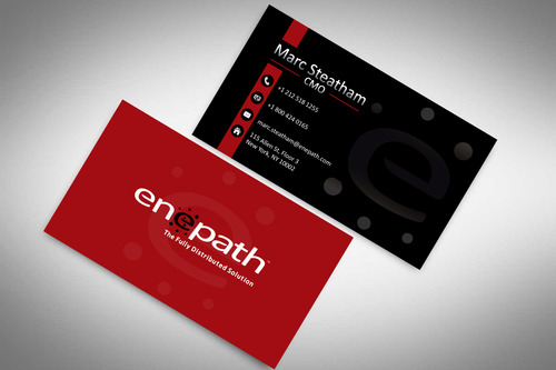 fully distributed  Business Cards and Stationery  Draft # 256 by rasix