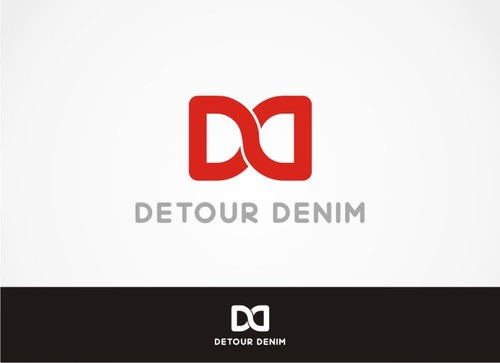 Detour Denim A Logo, Monogram, or Icon  Draft # 168 by euqie