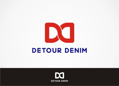 Detour Denim A Logo, Monogram, or Icon  Draft # 169 by euqie