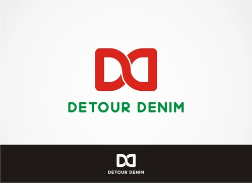 Detour Denim A Logo, Monogram, or Icon  Draft # 170 by euqie