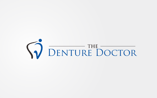 The Denture Doctor A Logo, Monogram, or Icon  Draft # 262 by assay