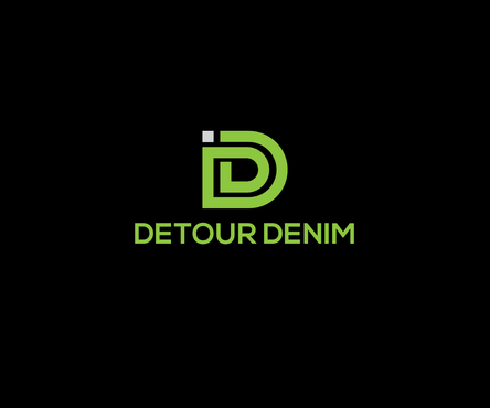 Detour Denim A Logo, Monogram, or Icon  Draft # 172 by dianagargaritza