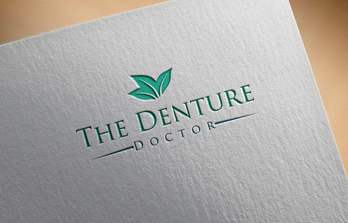 The Denture Doctor A Logo, Monogram, or Icon  Draft # 267 by B4BEST