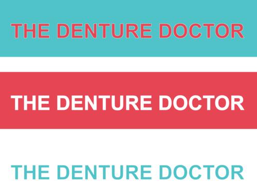 The Denture Doctor A Logo, Monogram, or Icon  Draft # 284 by FiddlinNita