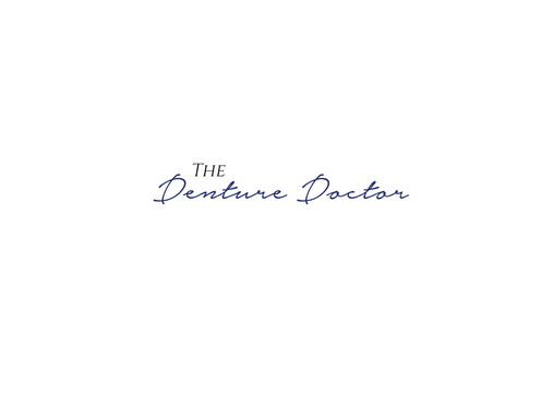 The Denture Doctor A Logo, Monogram, or Icon  Draft # 289 by LogoXpert
