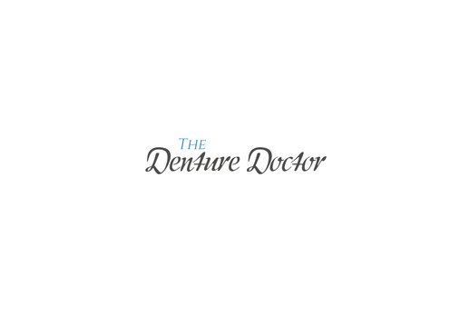 The Denture Doctor A Logo, Monogram, or Icon  Draft # 290 by LogoXpert