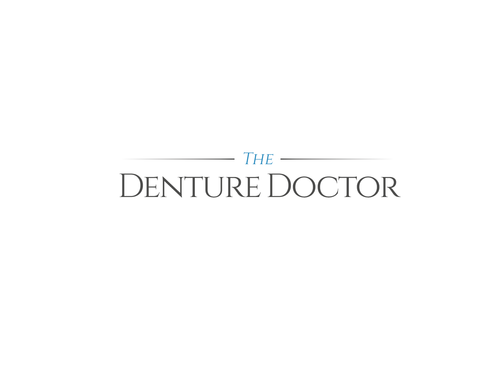 The Denture Doctor A Logo, Monogram, or Icon  Draft # 291 by LogoXpert