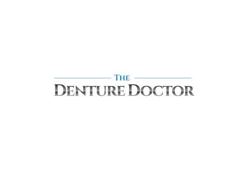 The Denture Doctor A Logo, Monogram, or Icon  Draft # 293 by LogoXpert