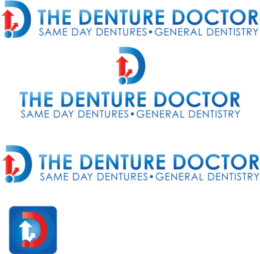 The Denture Doctor A Logo, Monogram, or Icon  Draft # 310 by FiddlinNita