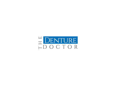 The Denture Doctor A Logo, Monogram, or Icon  Draft # 312 by LogoXpert