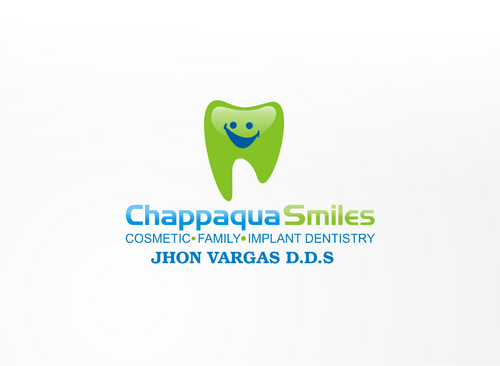 chappaqua smiles A Logo, Monogram, or Icon  Draft # 55 by spidermoon