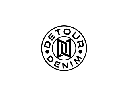 Detour Denim A Logo, Monogram, or Icon  Draft # 225 by falconisty