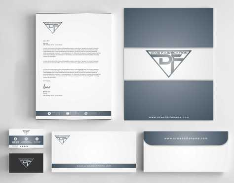Business card and stationary Business Cards and Stationery  Draft # 183 by Dawson